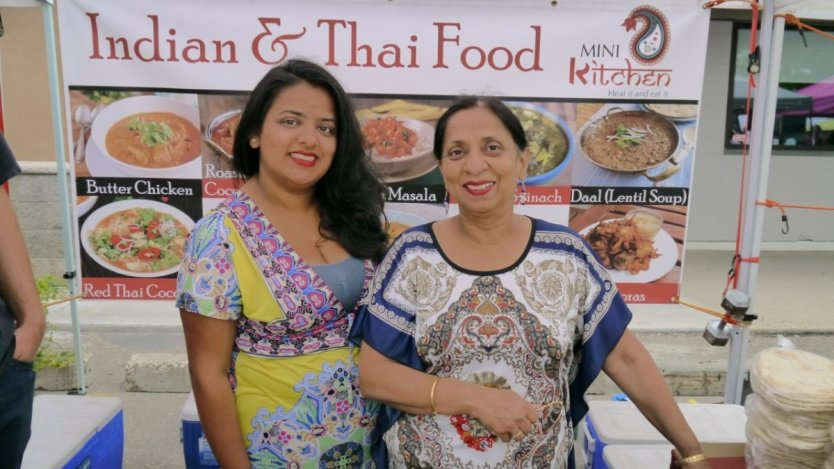 Damini Mohan Mini Kitchen