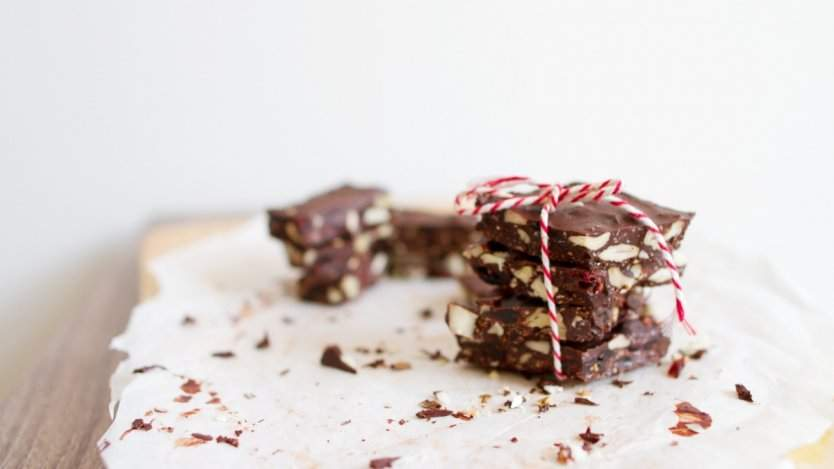 Image for 7 Sweet and savoury uses for leftover chocolate