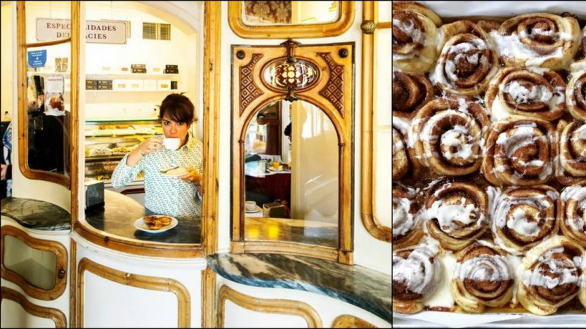 Amy Rosen cinnamon buns Toronto