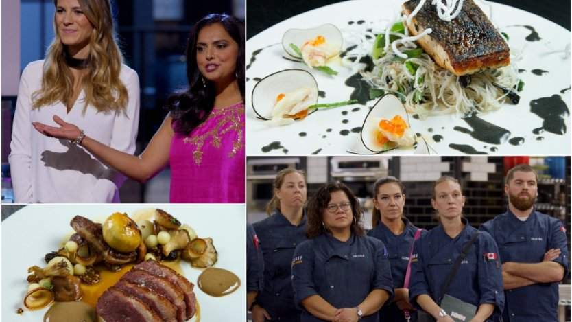 Top Chef Canada All Stars episode four