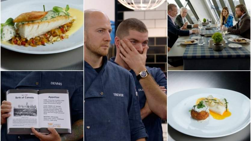 Top Chef Canada: All Stars episode six
