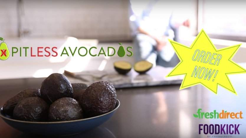 Screen grab from FreshDirect on YouTube.