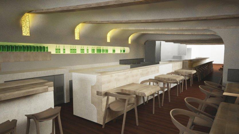 Quetzal Toronto interior design