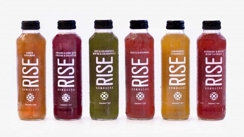 Image for On the rise: how Rise Kombucha is changing the beverage industry
