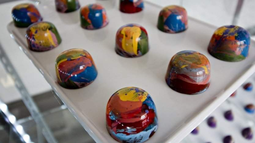 Image for Saskatoon's chocolatiers combine nutrition and art
