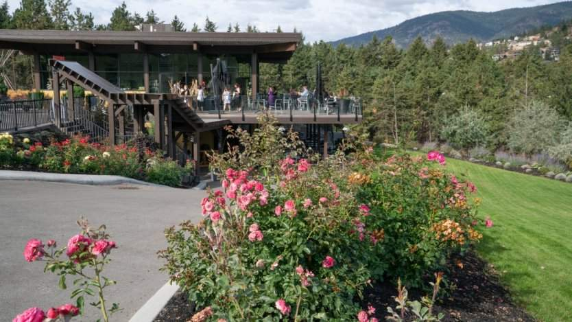 Image for Canadian food DYK: The world's first 100 per cent Indigenous-owned winery is located in Kelowna