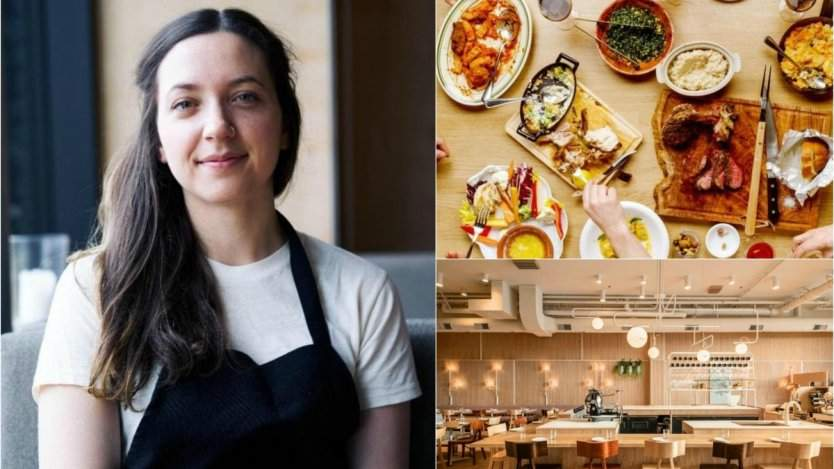 Image for Daily bite: Vancouver's Savio Volpe announces new executive chef, Melanie Witt