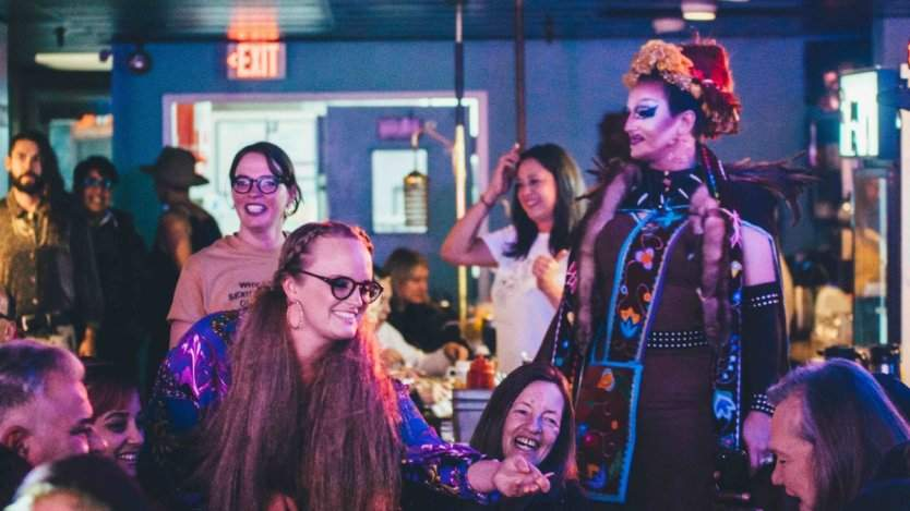 Image for Daily bite: Winnipeg's Tallest Poppy and Synonym Art Consultation to host epic holiday drag brunch