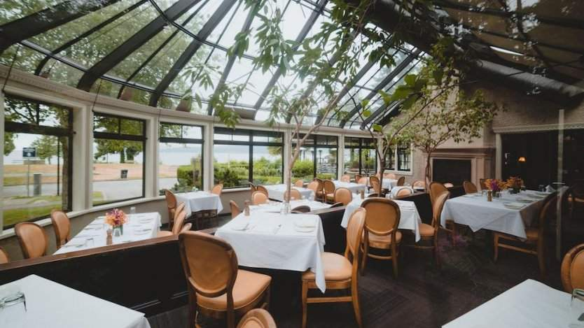 Image for Daily bite: Vancouver's Teahouse in Stanley Park celebrates milestone with special menu