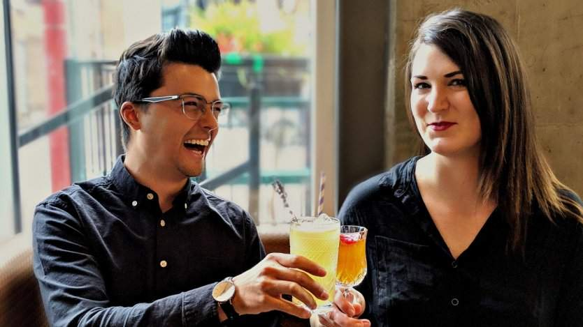 Image for Vancouver's Bitter Queens celebrate diversity through creative cocktail-making