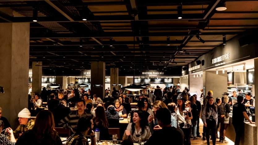 Image for Canada's first Time Out Market opens in Montreal