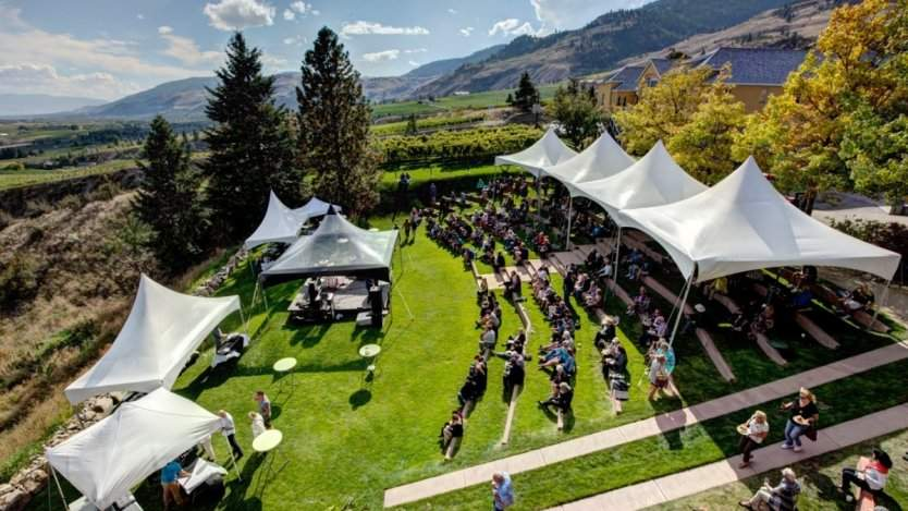 Image for Daily bite: Tinhorn Creek Vineyard brings back Canadian concert series for the summer