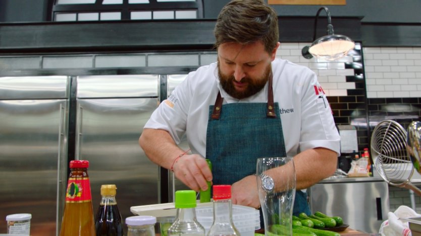 Image for Top Chef Canada Season 6: exit interview with chef Matthew Sullivan
