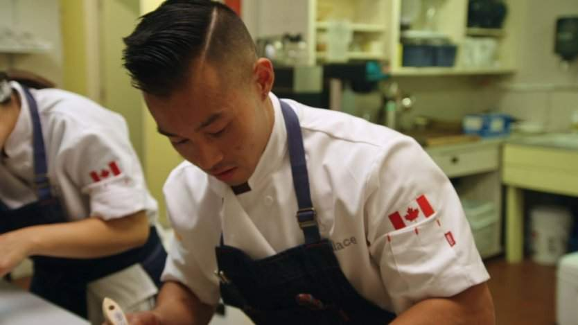 Image for One day in Scarborough: Top Chef Canada competitor Wallace Wong