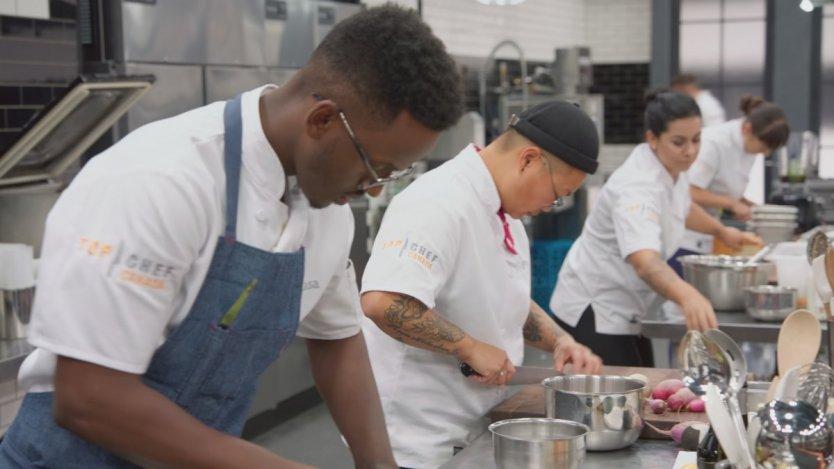 Top Chef Canada Season 9 Episode 4 Recap Portable Problems Eat North