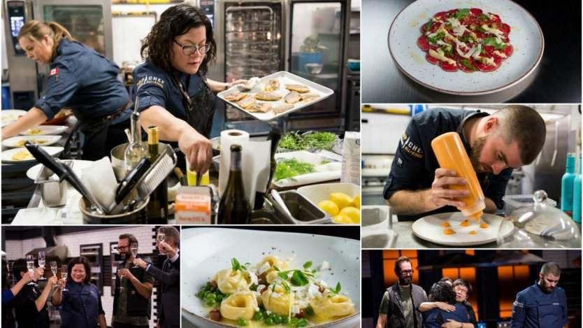 Top Chef Canada: All Stars episode ten