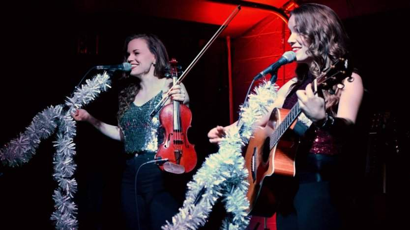 Image for Country duo Twin Kennedy on planning a fun, festive gathering