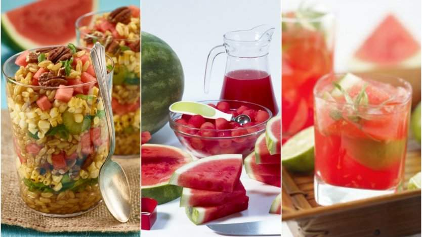 Image for Canadian man Brian Arrigo helps canucks enjoy watermelons year-round