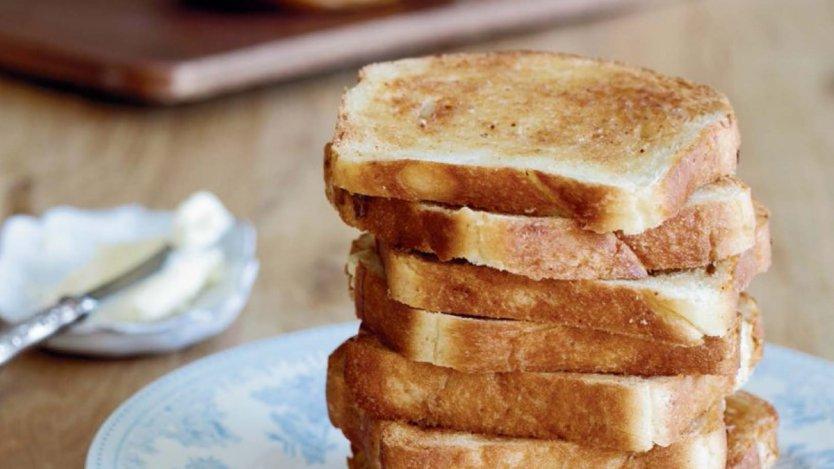Image for Rosie Daykin's Good Ol' Fashioned white bread