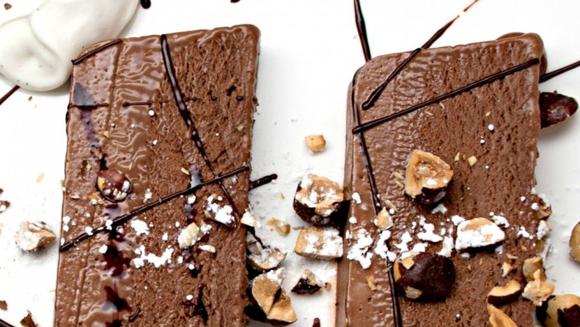 Nutella semifreddo best recipe