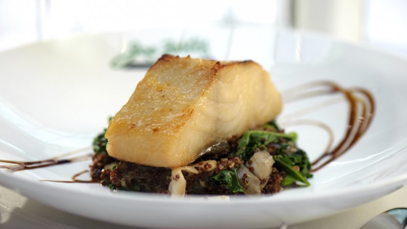 Image for Joe Fortes signature miso sablefish