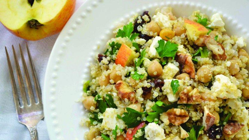 Julie Van Rosendaal salad recipe