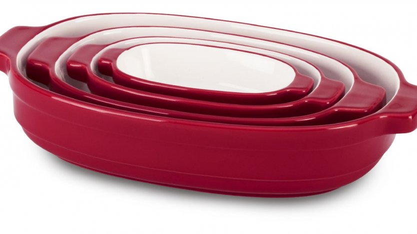 KitchenAid nesting ceramic set