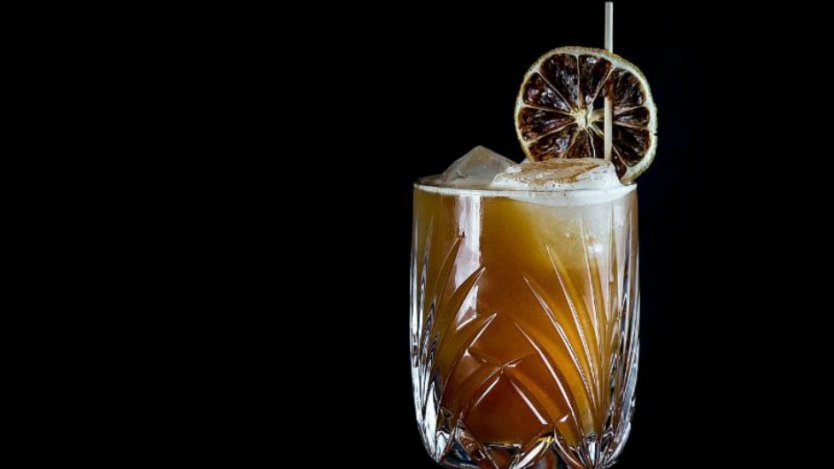 Image for Third Pole cocktail at the Four Seasons Whistler