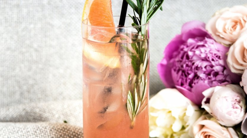 Image for Market by Jean Georges' Rosé Bouquet cocktail