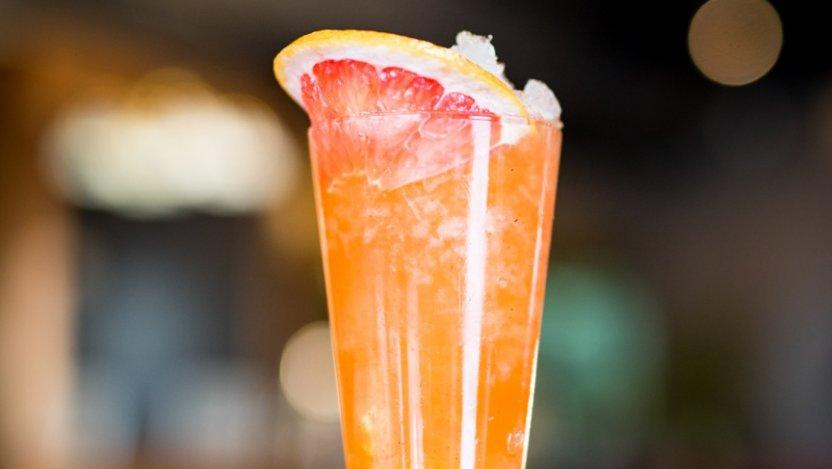 Image for Maple Leaf Tavern's Mezcalero Cobbler