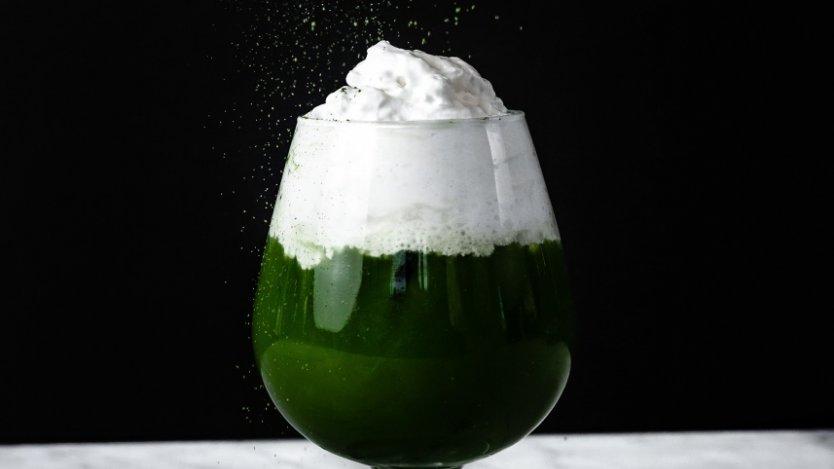 Image for H Tasting Lounge's Midori Kokonattsu