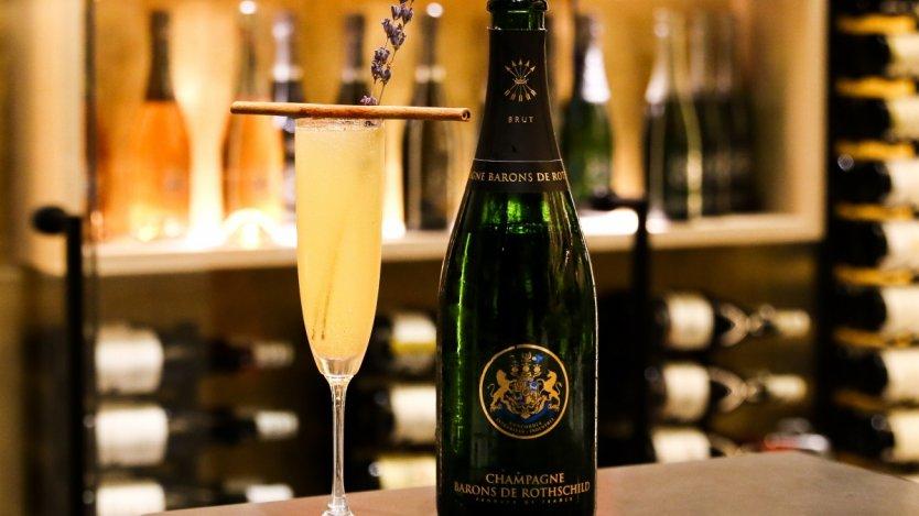 Image for Origo Club's Les Treize cocktail