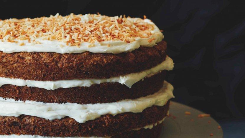 Lynn Crawford Carrot Cake