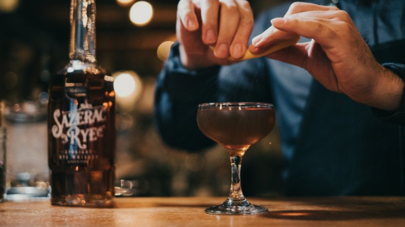 Image for Pourhouse's The Scofflaw cocktail