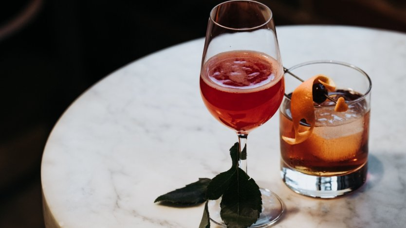 Image for Pourhouse's L'amour Rouge cocktail