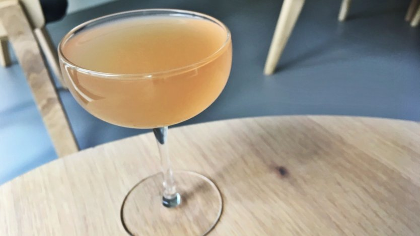 Image for ALTA's Rhubarb Sour cocktail