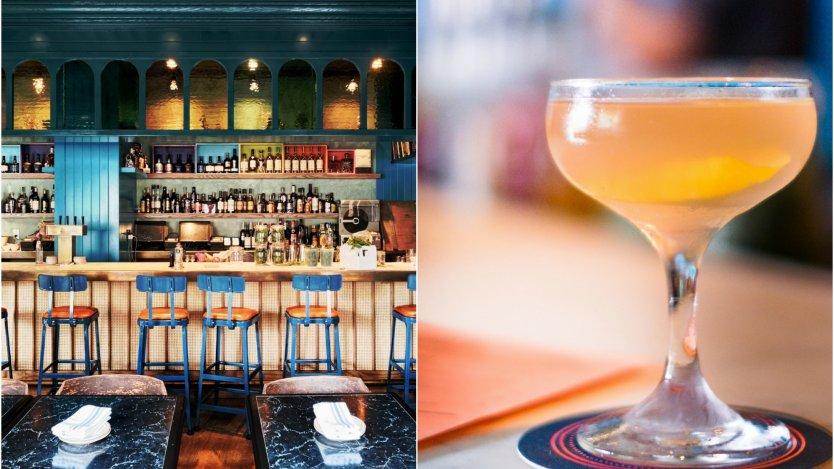 Ricardo's Calgary tiki bar