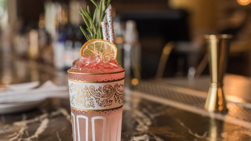 Image for Royal Dinette's La Vie Boheme cocktail