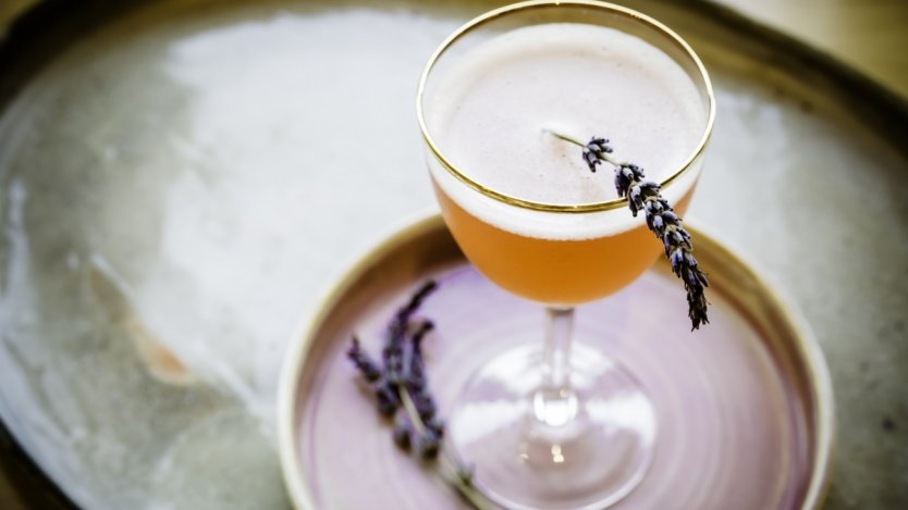 Image for Donna Mac's Lavender Country cocktail