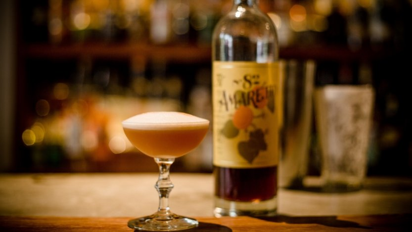 Image for Sons of Vancouver amaretto sour