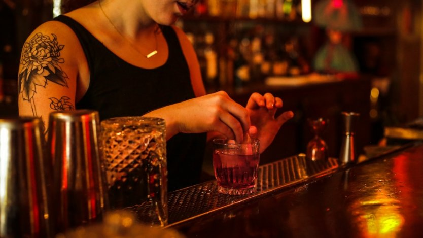 Image for Tennessee Tavern's classic Negroni