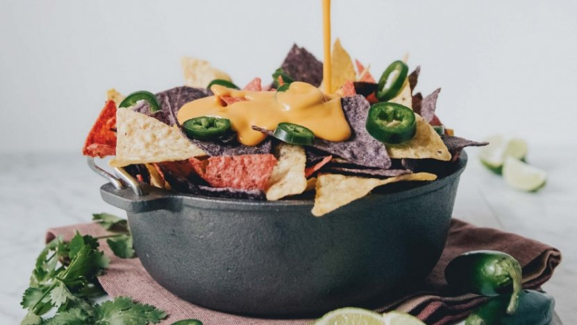 Image for Lauren Toyota's vegan nacho cheese recipe