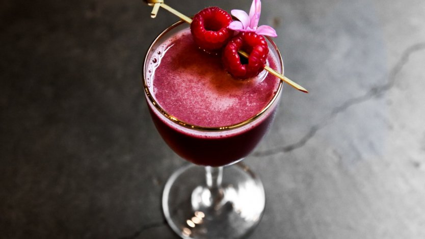 Image for Tuc Craft Kitchen's Heartbreak Hotel cocktail
