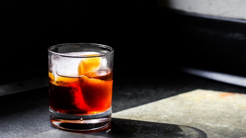 Image for Tuc Craft Kitchen's Paris Block Negroni