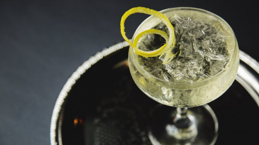 Image for The Emerald's Twinkly Eyed cocktail