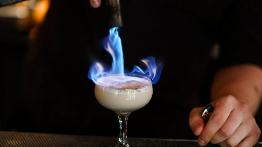 Image for UVA's Crème de Vie cocktail