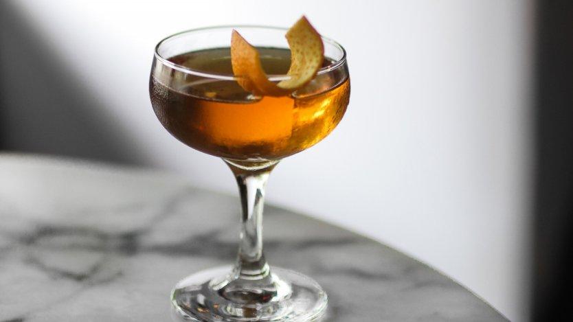 Image for UVA's Scottish Monk cocktail