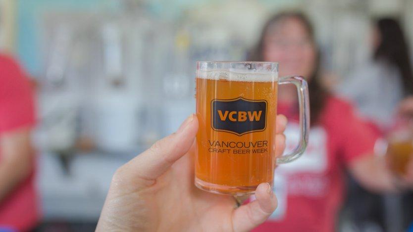 Vancouver Craft Beer Week 2018