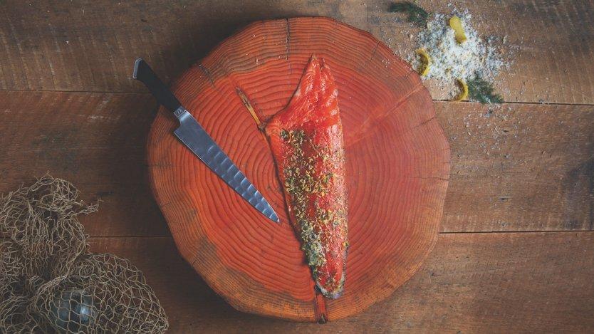 Image for Wickaninnish Inn Salmon Gravlax