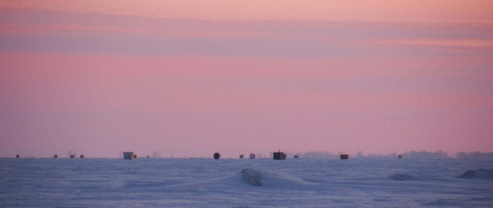 Ice ice baby ice fishing on lake winnipeg eat north for Lake winnipeg ice fishing